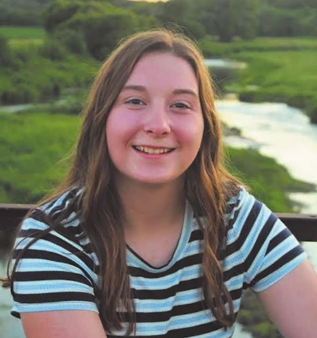 MDU Teen of the Week Carson farm girl racks up awards