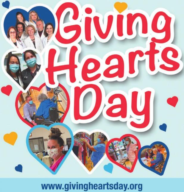 JMHCC's Giving Hearts Day raising funds for emergency entrance