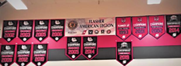 Flasher School updates banners