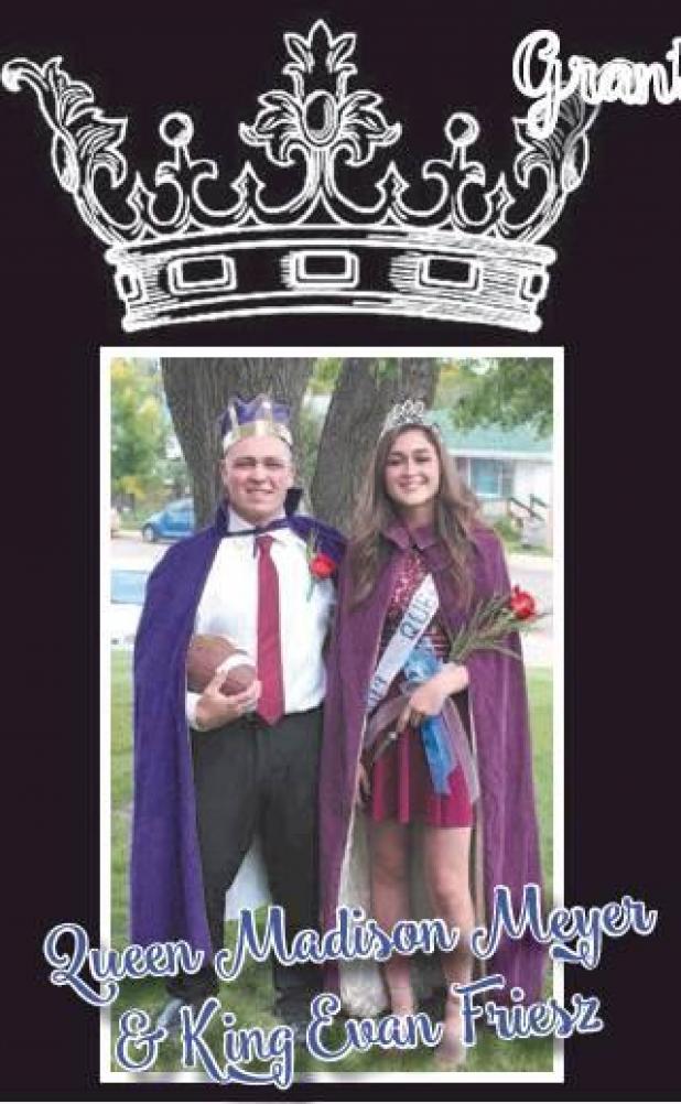 Grant County High School Royalty