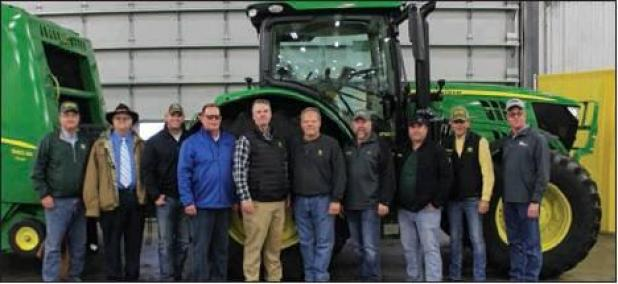 Gooseneck Implement breaks ground in Elgin