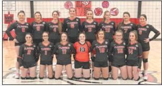 Bulldogs VB receive honor