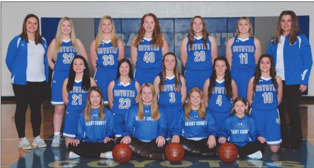 Grant County Coyotes
