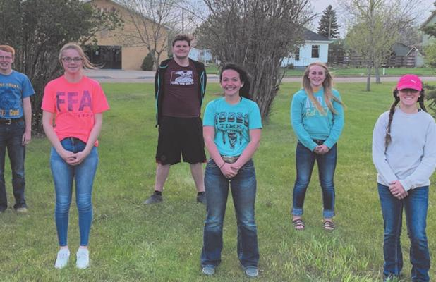 Grant County FFA holds offificer elections