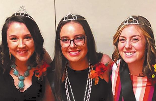 Flasher students crowned as Angus royalty