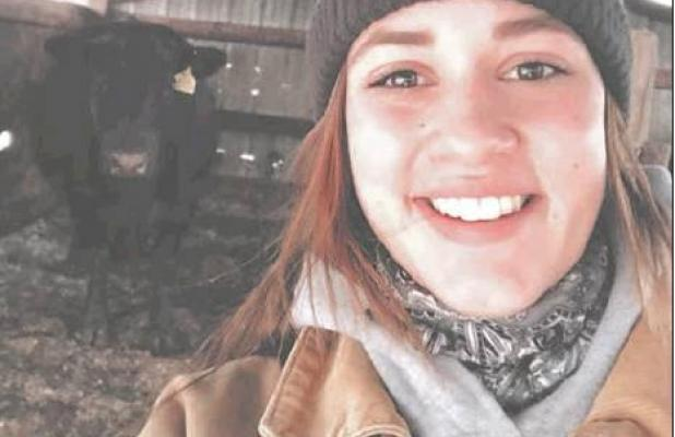 Young rancher bolstered by act of kindess