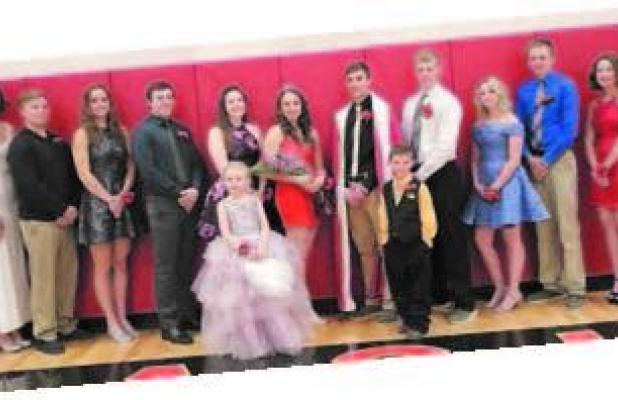 Flasher High School Royalty