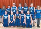 Coyotes take the championship trophy of 8th grade tournament