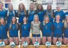 Grant County Coyote Volleyball team receives honor
